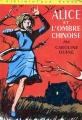 Couverture Alice et l'ombre chinoise /  Alice et la fusée spatiale Editions Hachette (Bibliothèque verte) 1965