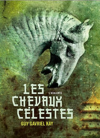 Couverture Les chevaux célestes, tome 1 : Sous le ciel / Les chevaux célestes