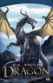 Couverture L'âge du feu, tome 1 : Dragon Editions Milady (Fantasy) 2014