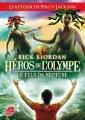 Couverture Héros de l'Olympe, tome 2 : Le Fils de Neptune Editions Le Livre de Poche (Jeunesse) 2014