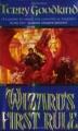 Couverture L'épée de vérité, tome 01 : La première leçon du sorcier Editions Gollancz (Fantasy) 2004