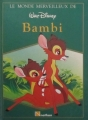 Couverture Bambi Editions Nathan 1985