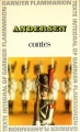 Couverture Contes Editions Garnier Flammarion 1970