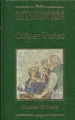 Couverture Oliver Twist, abrégé Editions Fabbri (Bibliothèque de l'Aventure) 1997