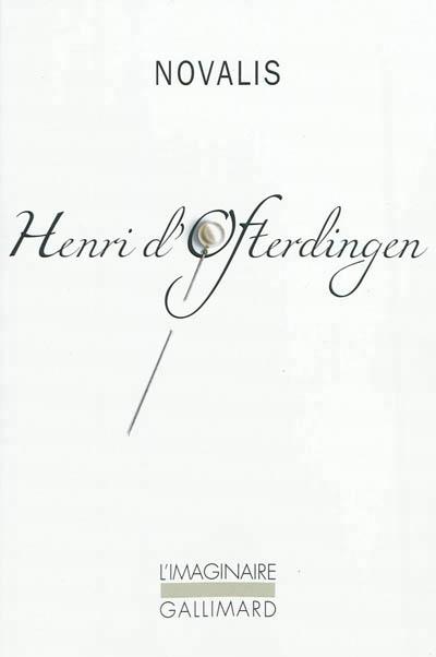 Couverture Henri d'Ofterdingen
