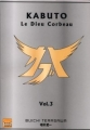 Couverture Kabuto Le Dieu Corbeau, tome 3 Editions Taifu comics (Shônen) 2009
