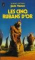 Couverture Les cinq rubans d'or Editions Presses pocket (Science-fiction) 1984