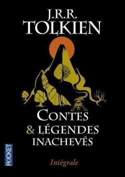 Couverture Contes & légendes inachevés, intégrale