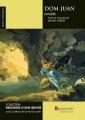 Couverture Dom Juan Editions Beauchemin (Parcours d'Une Oeuvre) 2008