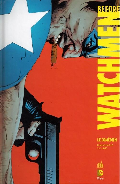 Couverture Before Watchmen : Le Comédien