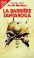 Couverture La barrière Santaroga Editions Presses pocket (Science-fiction) 1988