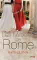 Couverture Les héritières de Rome Editions Presses de la cité 2014