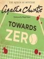 Couverture L'Heure zéro Editions HarperCollins (Agatha Christie signature edition) 2002