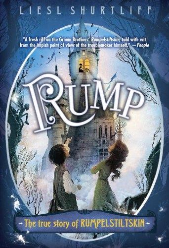 Couverture Rump: The True Story of Rumpelstiltskin