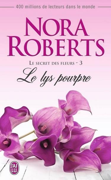 Couverture Le secret des fleurs, tome 3 : Le lys pourpre