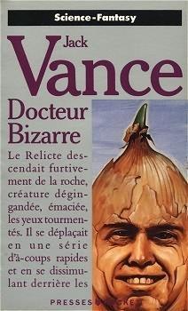 Couverture Docteur Bizarre