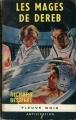 Couverture Sydney Gordon, tome 1 : Les mages de Dereb Editions Fleuve (Noir - Anticipation) 1966