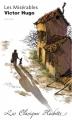 Couverture Les Misérables, extraits Editions Hachette (Les classiques) 2005