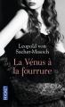 Couverture La vénus à la fourrure Editions Pocket 2013