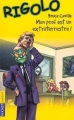 Couverture Mon prof est un extraterrestre, tome 1 Editions Pocket (Junior) 2001