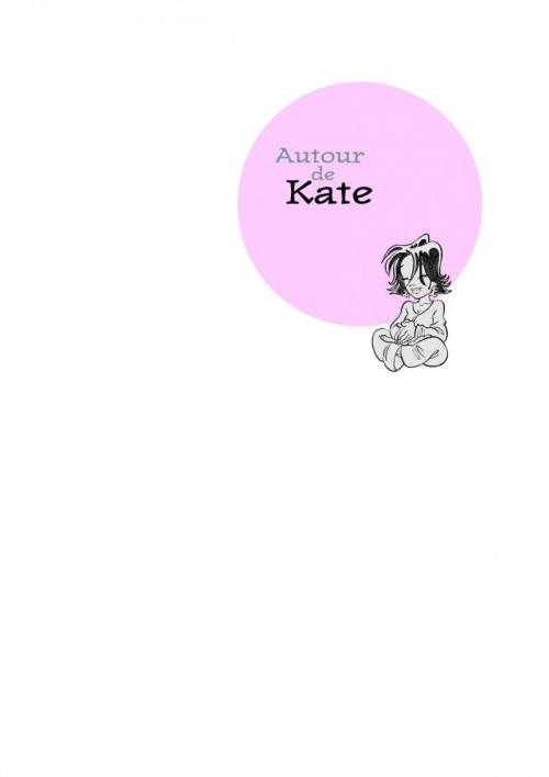 Couverture Autour de Kate