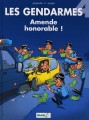 Couverture Les Gendarmes, tome 04 : Amende honorable ! Editions Bamboo 2001