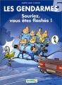 Couverture Les Gendarmes, tome 05 : Souriez, vous êtes flashés ! Editions Bamboo 2002