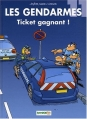 Couverture Les Gendarmes, tome 11 : Ticket gagnant ! Editions Bamboo 2008