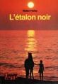 Couverture L'étalon noir Editions Hachette (Bibliothèque Verte) 1981