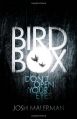 Couverture Bird box Editions HarperVoyager 2014