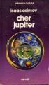 Couverture Cher Jupiter Editions Denoël (Présence du futur) 1977
