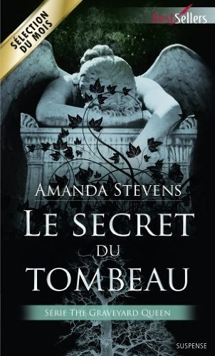 Couverture Graveyard queen, tome 1 : Le secret du tombeau