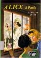 Couverture Alice à Paris Editions Hachette (Bibliothèque verte) 1973