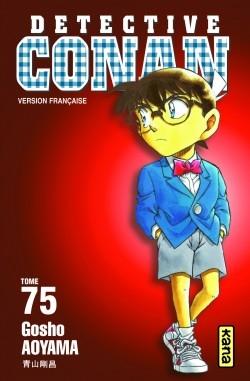 Couverture Détective Conan, tome 75