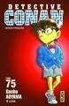 Couverture Détective Conan, tome 75 Editions Kana (Shônen) 2014