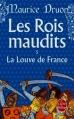 Couverture Les rois maudits, tome 5 : La louve de France Editions Le Livre de Poche 2013