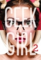 Couverture Geek girl, tome 2 Editions Nathan 2014