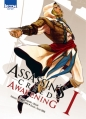 Couverture Assassin's Creed Awakening, tome 1 Editions Ki-oon (Seinen) 2014