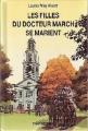 Couverture Les filles du docteur March se marient / Le docteur March marie ses filles / Petites madames Editions Casterman 1993
