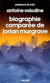 Couverture Biographie comparée de Jorian Murgrave