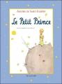 Couverture Le petit prince Editions Gallimard  2000