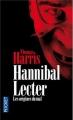 Couverture Hannibal Lecter : Les origines du mal Editions Pocket 2012