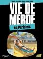 Couverture Vie de merde (BD), tome 12 : Les Parisiens Editions Jungle ! 2013