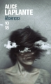Couverture Absences Editions 10/18 2014