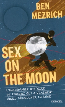 Couverture Sex on the Moon