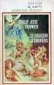 Couverture La Saga des Hommes Dieux, tome 1 : Le faiseur d'univers Editions Opta (Galaxie/bis) 1969