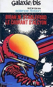 Couverture Grainger des Etoiles, tome 1 : Le Courant d'Alcyon