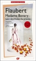 Couverture Madame Bovary Editions Flammarion (GF) 2014