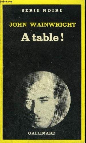 Couverture À table !