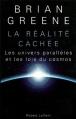 Couverture La réalité cachée Editions Robert Laffont 2012